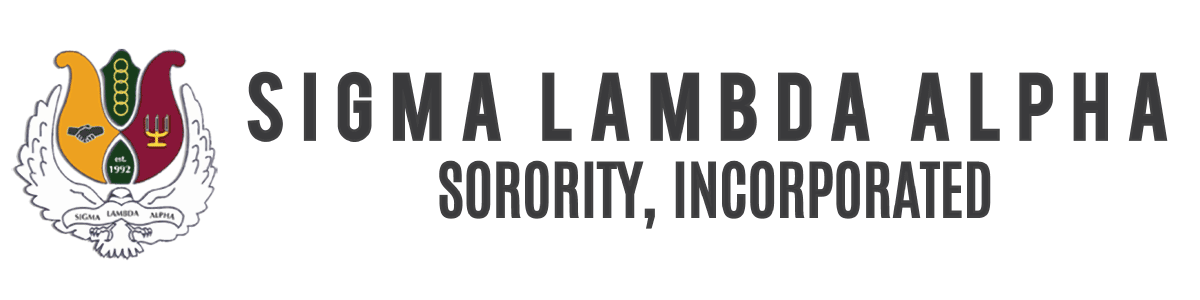 Sigma Lambda Alpha Sorority, Inc.